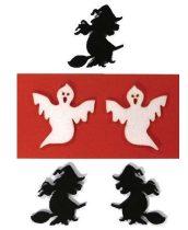 Filc figura boszorkány és szellem
