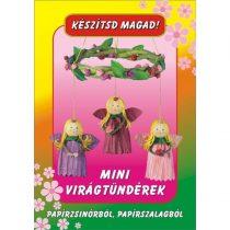 Kézműves csomag - Mini virágtündér