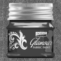 pentart glamour textilfesték