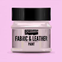 Pentart Textil és bőrfesték 50 ml - rózsaszín