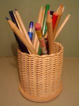 Peddignád ceruzatartó