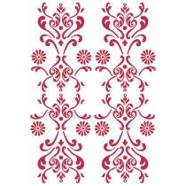 Stamperia Stencil / Festősablon - Dandelion