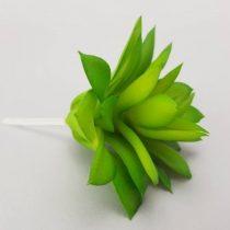 Pozsgás műnövény 6 cm x 10,5 cm