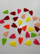 Filcfigura mini szív