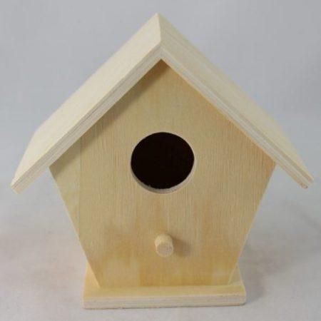 Fa madárház mini