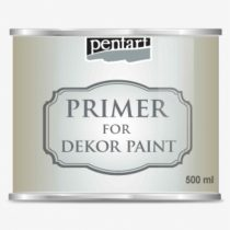 Dekorfesték alapozó / Pentart 500 ml