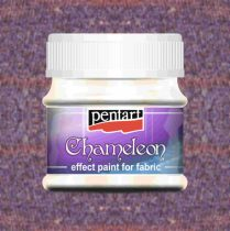 Pentart Chameleon textilfesték 50 ml - barack