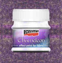 Pentart Chameleon textilfesték 50 ml - lila