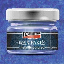 Pentart színes metál viaszpaszta 20 ml - kék