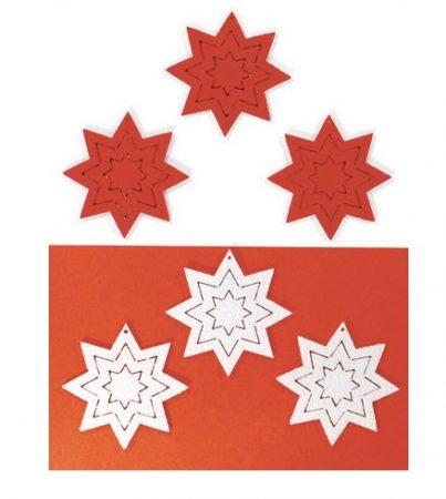 Filcfigura csillag