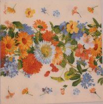 Dekorszalvéta - Mezei Virágok