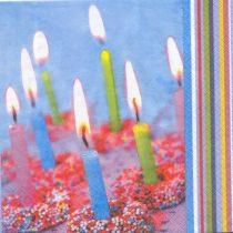 Dekorszalvéta - Happy Birthday