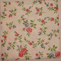 Dekorszalvéta - Rózsa