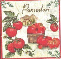Dekorszalvéta - Pomodori