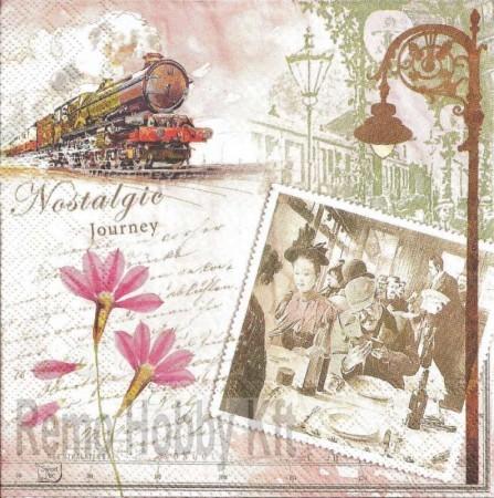 Dekorszalvéta - Nostalgic Journey