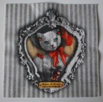 Dekorszalvéta - Madam La Baronne