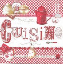 Dekorszalvéta - Cuisine Rouge