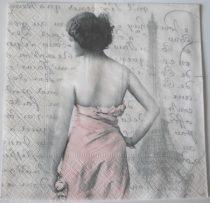 Dekorszalvéta - Lady- paris