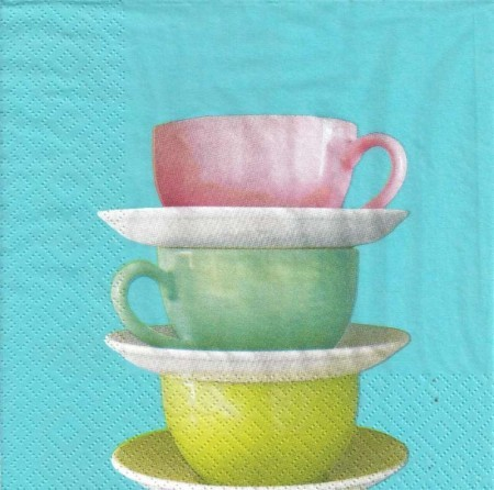 Dekorszalvéta - A cup of coffe