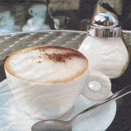 Dekorszalvéta - Kávé