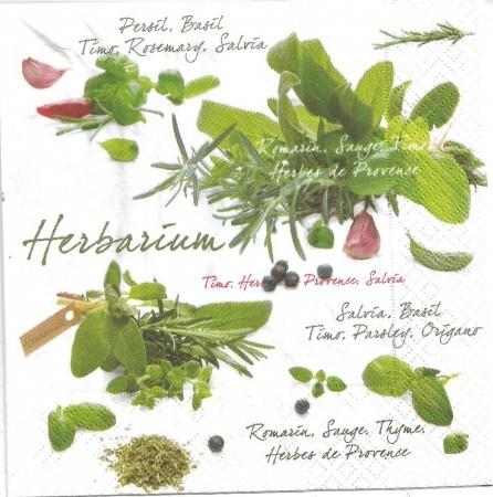 Dekorszalvéta - Herbarium